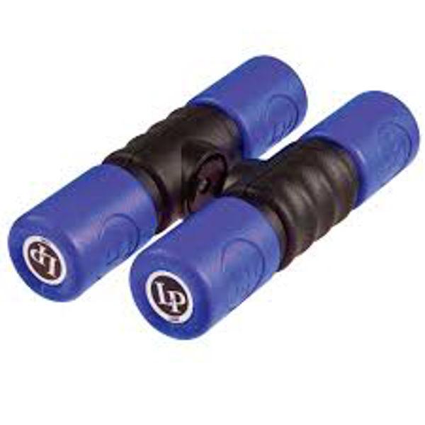 Shaker LP, LP441T-M, Twist Shakers, Blue, Medium