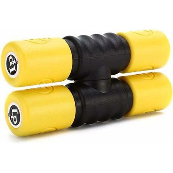 Shaker LP, LP441T-S, Twist Shakers, Yellow, Soft