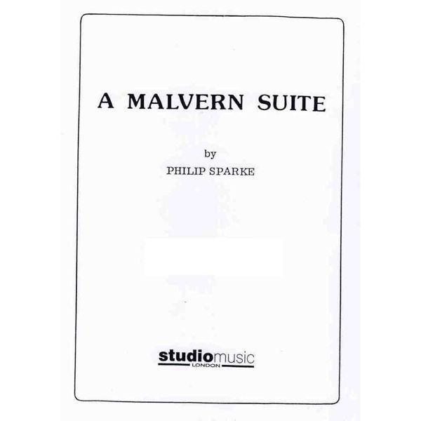 A Malvern Suite, A (Philip Sparke), Brass Band Parts
