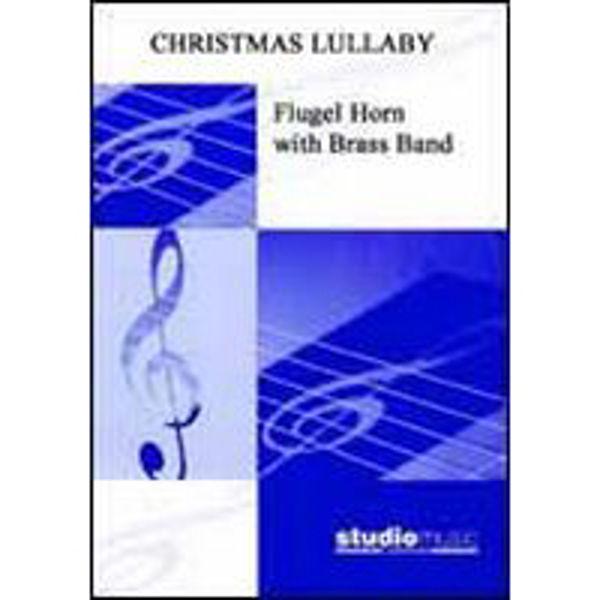 A Christmas Lullaby, A (Rocking Carol) (Darrol Barry) - Brass Band - Tenor Horn solo