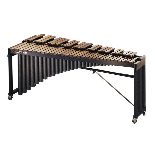 Marimba Musser M245, Deluxe Studio Grand, 4,3 Octave Rosewood Bars