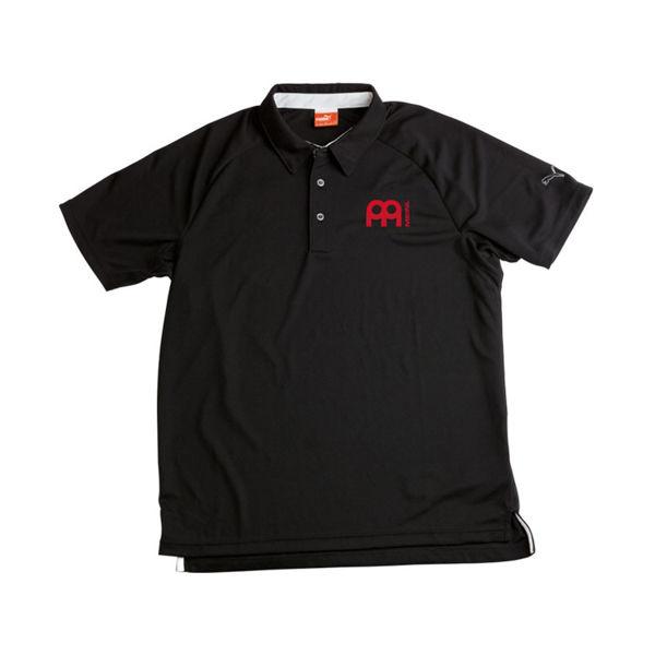 Genser Meinl M28PL, Polo Shirt Black, Large