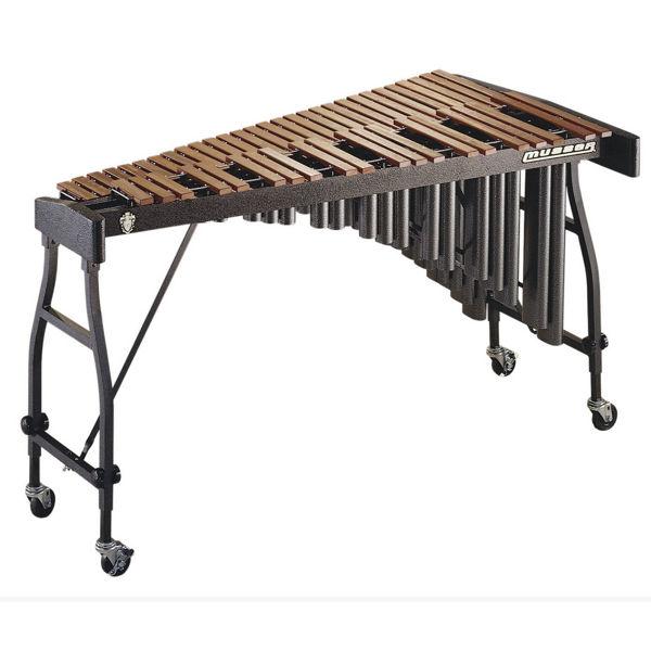 Marimba Musser M32, Brentwood, 4,0 Octave Padouk Bars