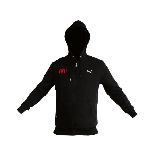 Genser Meinl M48PXXL, Meinl Kap Sweather Shirt, Black, XX-Large