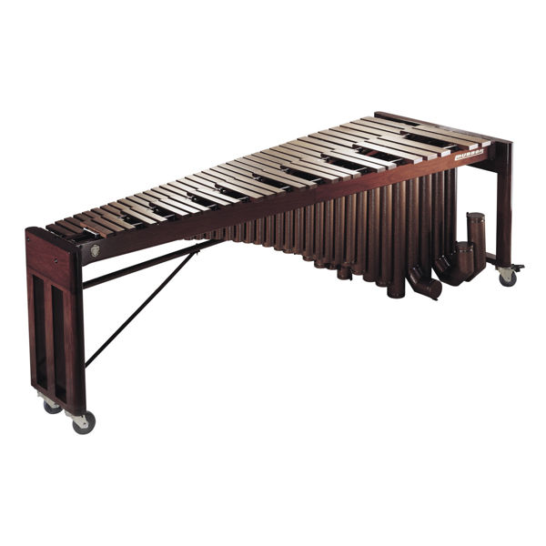 Marimba Musser M500, Concert Grand Solist, 5,0 Octave Rosewood Bars