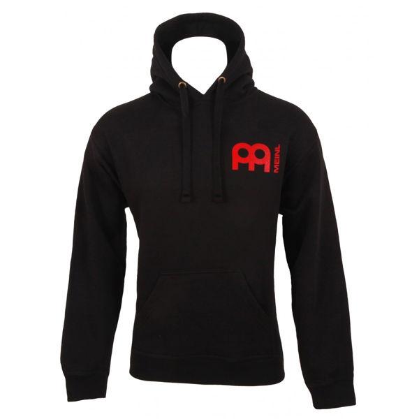 Genser Meinl M87XXL, Hood Shirt, Black, XX-Large
