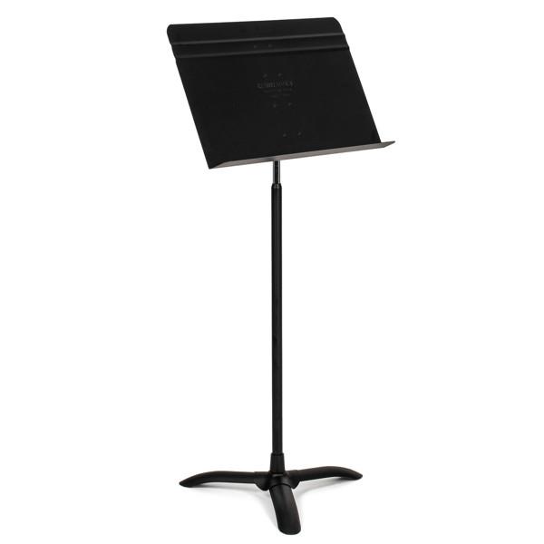 Notestativ Manhasset #4801 Symphony Stand, Black, Trinnløs