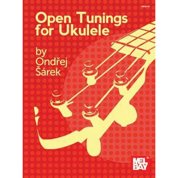 Open Tunings for Ukulele, Ondrej Sarek