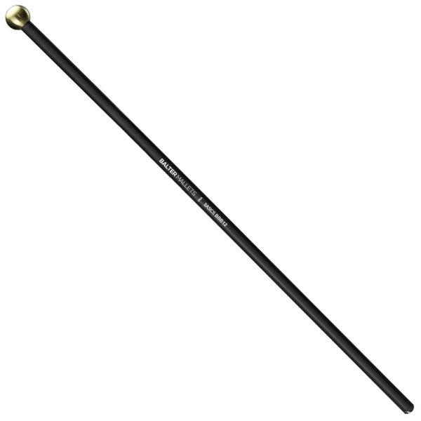 Klokkespillkøller Balter Mallets BBB12, Balter Basic, Hard, Brass, Black Birch Handle