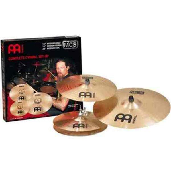 Cymbalpakke Meinl MCS, 14-16-20