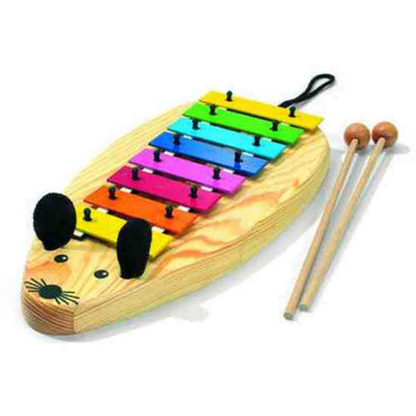 Klokkespill Sonor MG, Mouse Soprano Klokkespill
