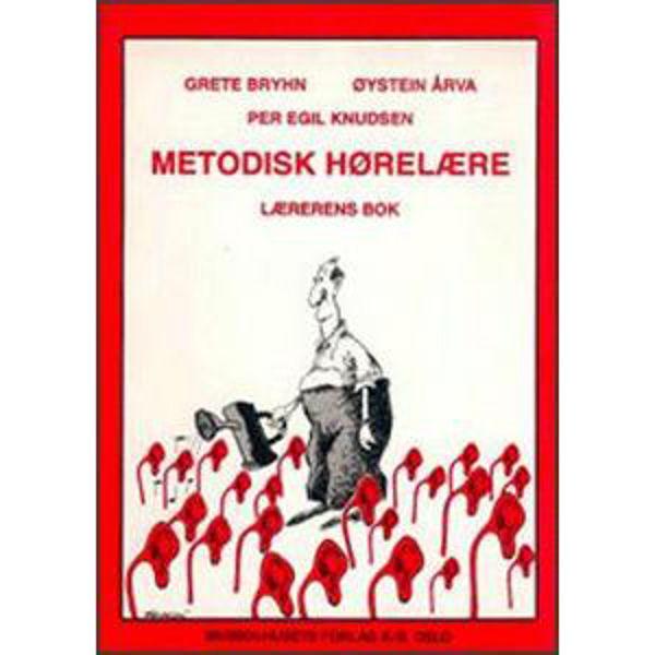 Metodisk Hørelære, Bryhn / Årva / Knudsen - Lærer