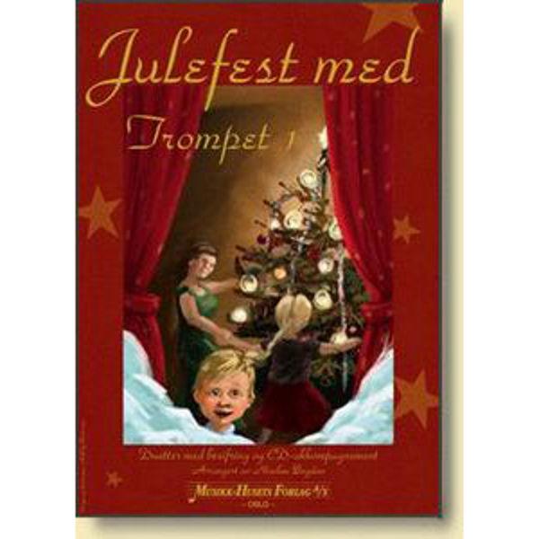 Julefest med Trompet 1, m/CD, Nicolae Bodgan