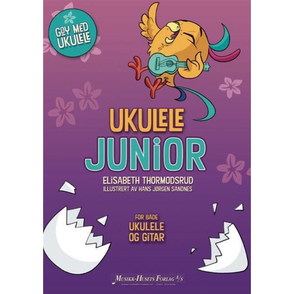 Ukulele Junior, Elisabeth Thormodsrud, for både Ukulele og Gitar