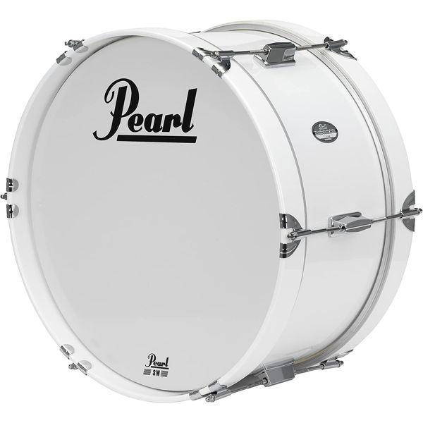 Marsjstortromme Pearl Junior MJB1408-CXN33,14x8, White, 2,8 kg