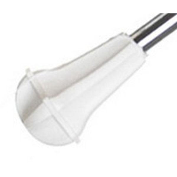 Drillstavgummiknott Majestic BT7851, Twirling Baton Elegance Knob, Small