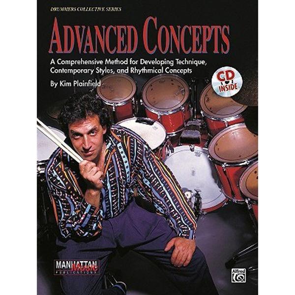 Advanced Concepts Kim Plainfield m/CD
