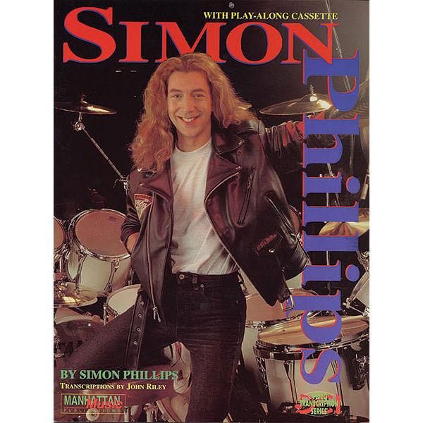 Simon Phillips m/CD