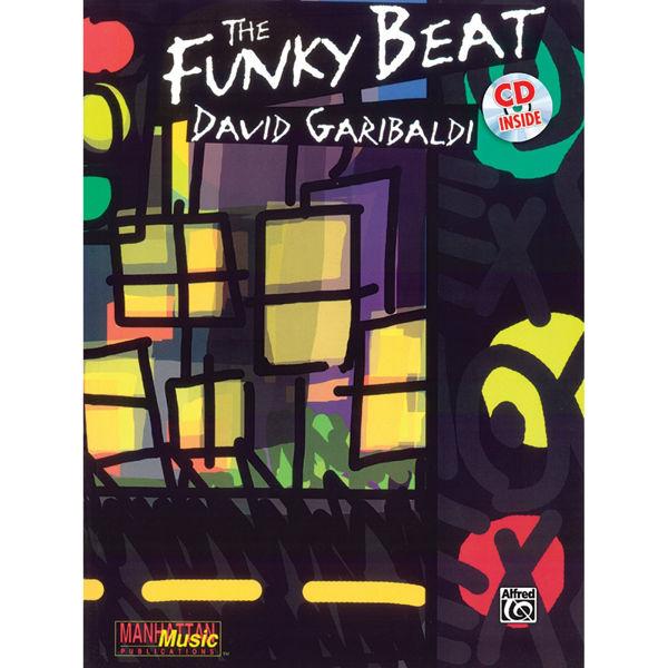 Funky Beat, The book and 2 CDs, David Garibaldi