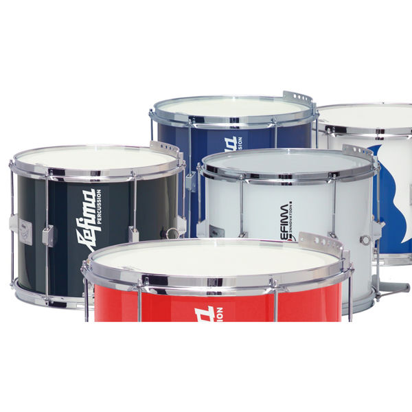 Paradetromme Lefima MP-PU8-1412-2HM, Parade Ultra Light Snare Drum, 14x12, 2,9kg