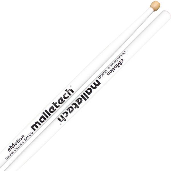 Trommestikker Malletech EM-DD, eMotion Series, Dennis Delucia, Marching, Wood Tip