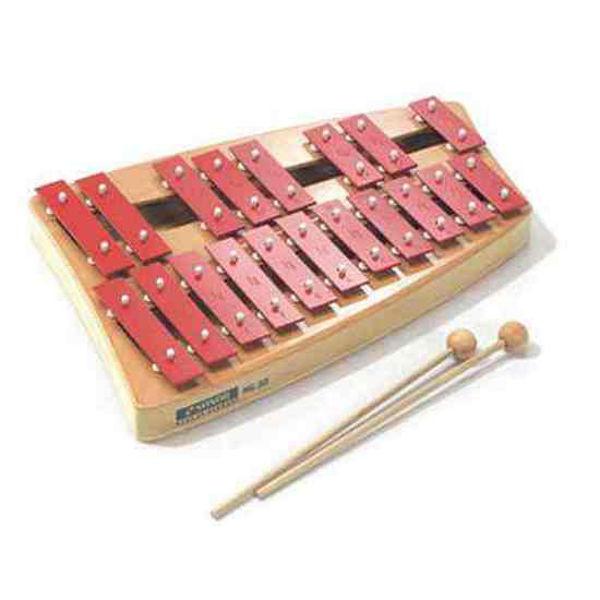 Klokkespill Sonor NG-30, Soprano Klokkespill, Kromatisk