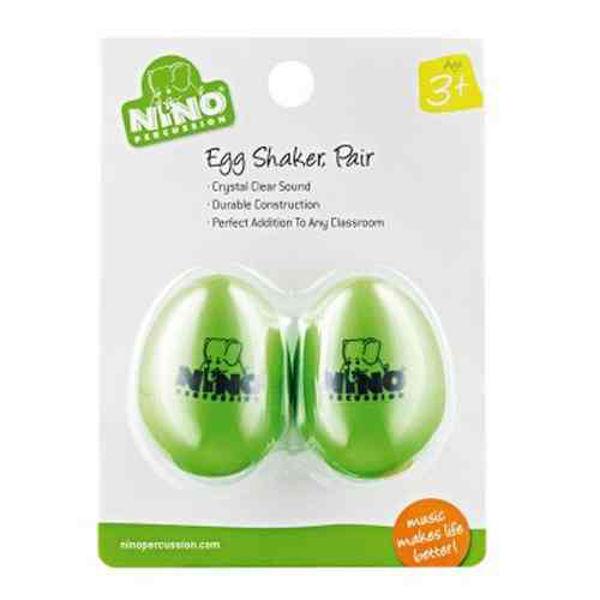Egg Shaker Nino GG-2, Grass Green, Par