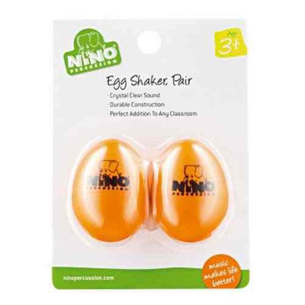 Egg Shaker Nino OR-2, Orange, Par