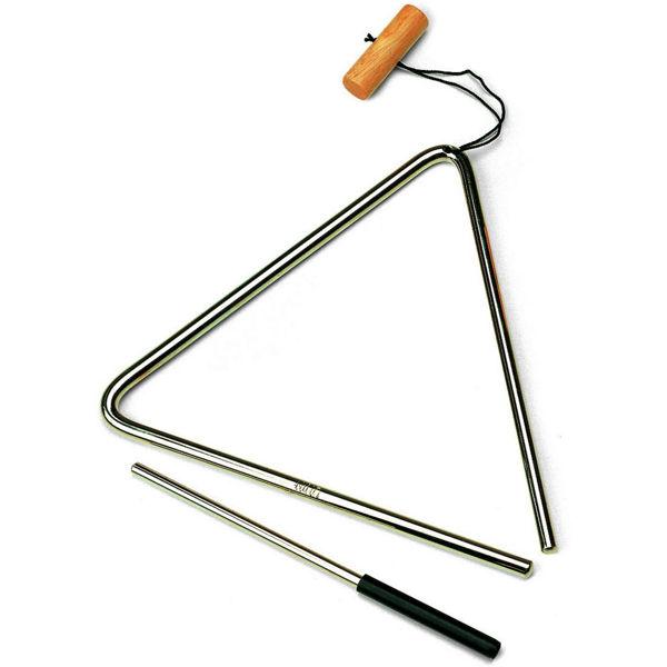 Triangel Meinl Nino 552, Large 8 m/Pinne
