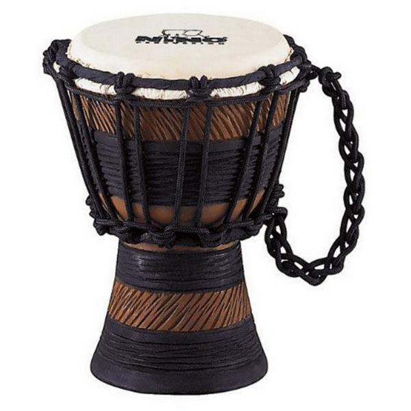 Djembe Meinl Nino ADJ3-XXS, Wood 4 1/2, Rope Tunable