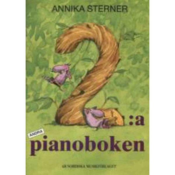 Andra Pianoboken, Annika Sterner - Piano