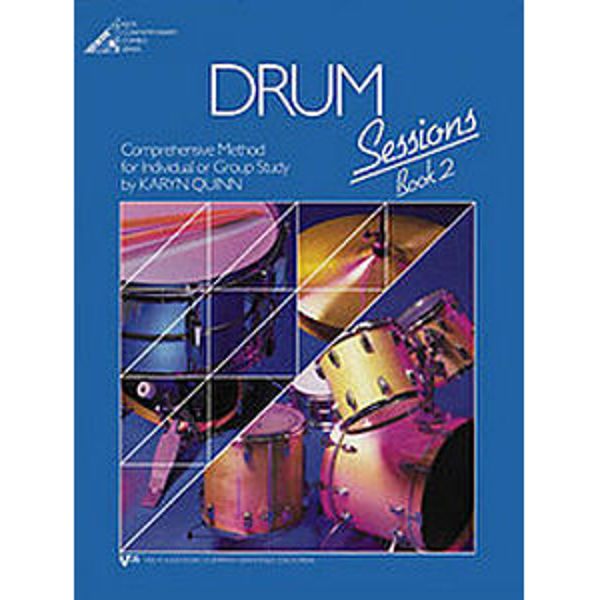 Drum Sessions Book 2 Peter O`Gorman