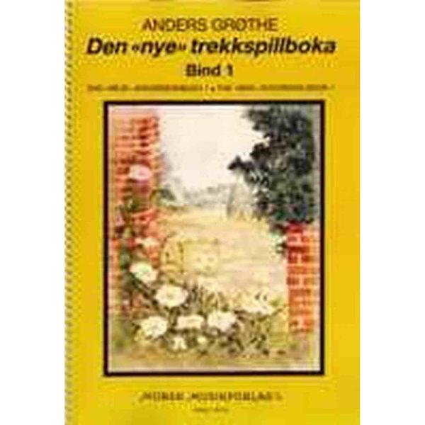 Den Nye Trekkspillboka 1, Anders Grøthe - Trekkspill m/besifring