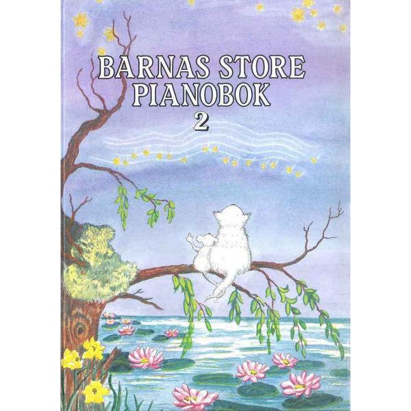 Barnas Store Pianobok 2, Per Selberg - Piano