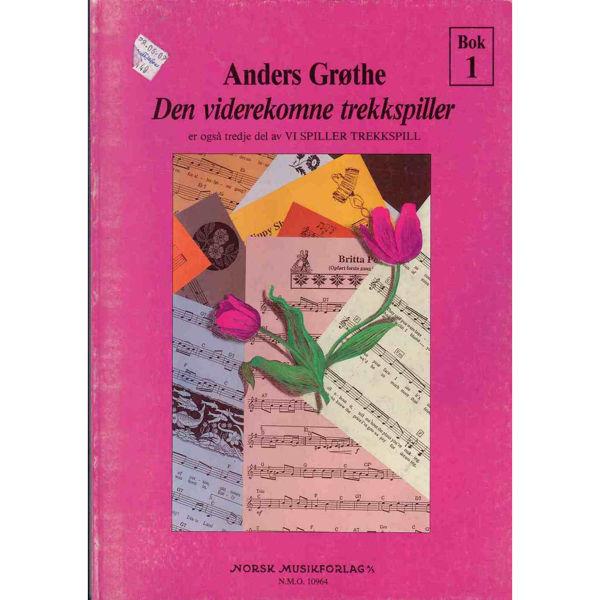 Den Viderekomne Trekkspiller 1, Anders Grøthe - Trekkspill