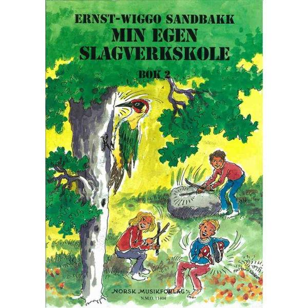 Min egen Slagverkskole 2, Ernst Wiggo Sandbakk