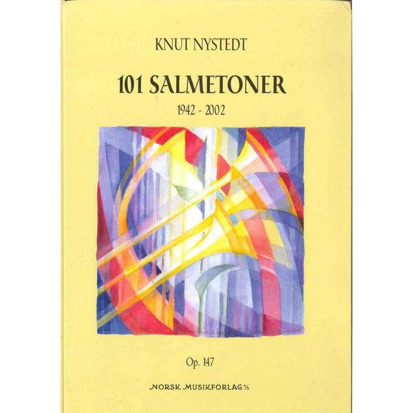 101 Salmetoner Op 147, Knut Nystedt - Sang/Piano (Orgel), Kor Partitur