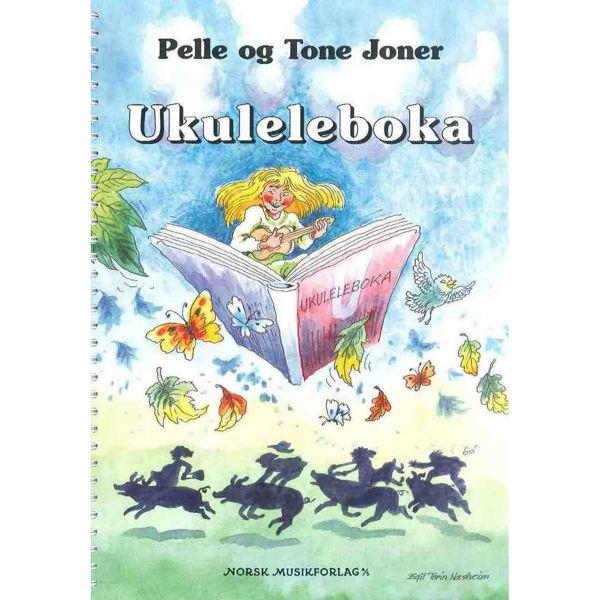 Ukuleleboka Pelle og Tone Joner