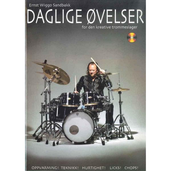 Daglige Øvelser For Den Kreative Trommeslager, Ernst-Wiggo Sandbakk