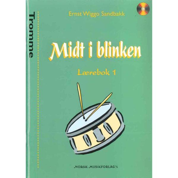 Midt i Blinken 1 Tromme, Ernst Wiggo Sandbakk