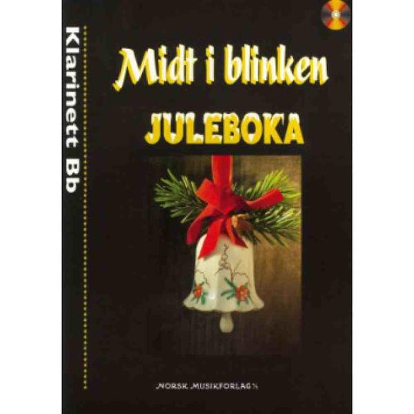 Midt i Blinken Juleboka Klarinett Bb