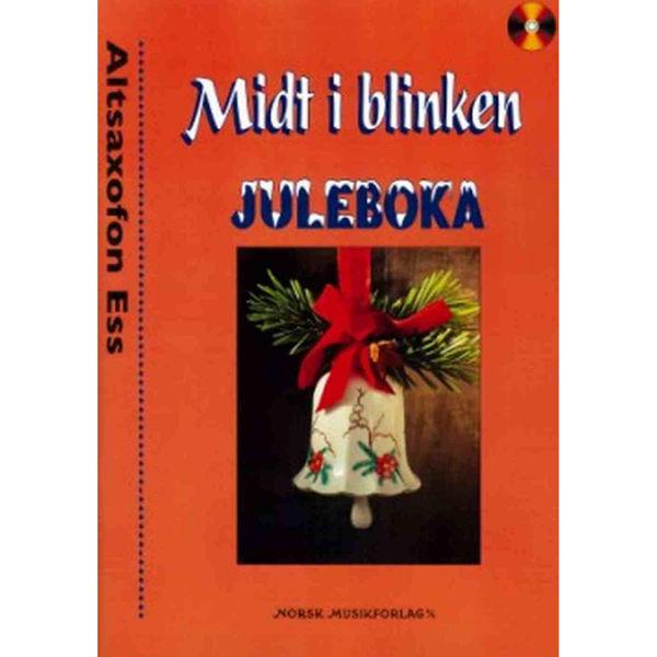 Midt i Blinken Juleboka Altsax Eb