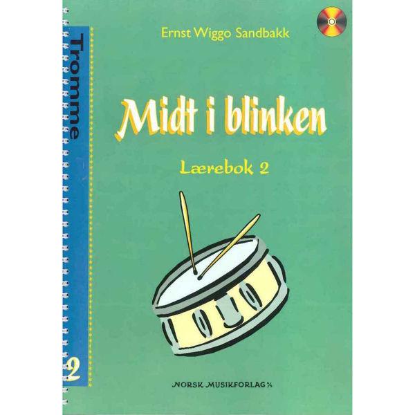 Midt i Blinken 2 Tromme, Ernst Wiggo Sandbakk
