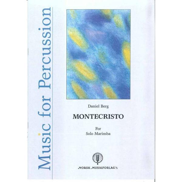 Montecristo, Daniel Berg, Marimba