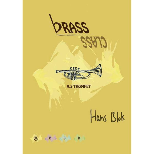 BrassClass Trompet A2 Hans Blok
