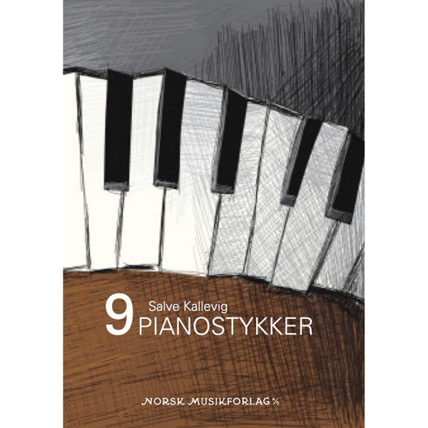 9 Pianostykker, Salve Kallevig