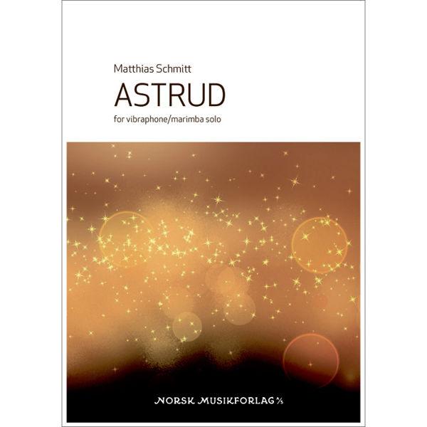 Astrud for Vibraphone/Marimba Solo, Schmitt