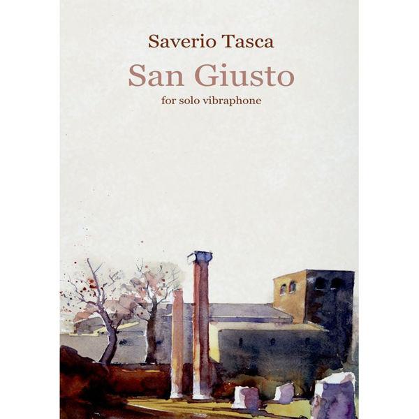 San Guisto, Saverio Tasca. Solo Vibraphone