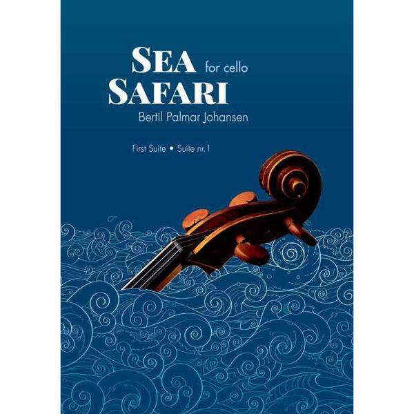 Sea Safari for Cello Suite nr. 1, Bertil Palmar Johansen
