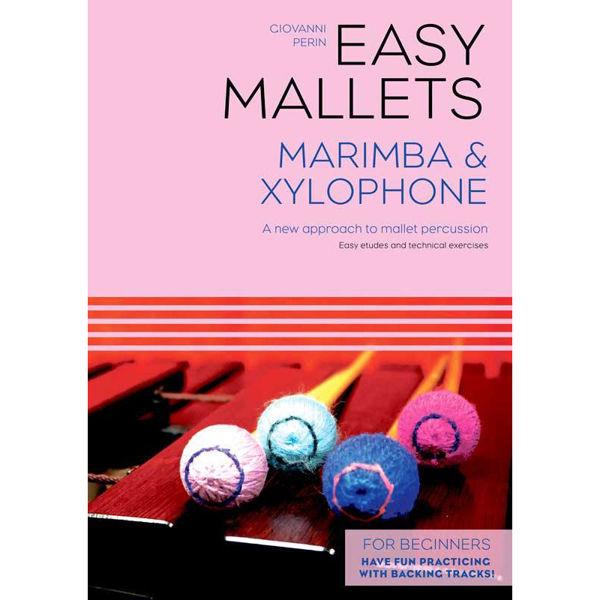 Easy Mallets, Giovanni Perin. Marimba & Xylophone